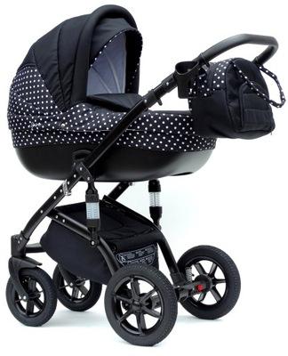 Spiro Wózek dziecięcy wielofunkcyjny 3w1