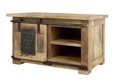 коробка деревянная , Манго , металлическая планка, RAILWAY