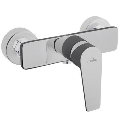 Grafitová sprchová batéria DOKOS Invena BN-19-005