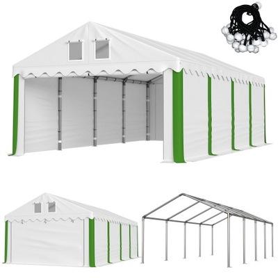 Палатка COMFORT торговый журнал 4x8m ПВХ +
