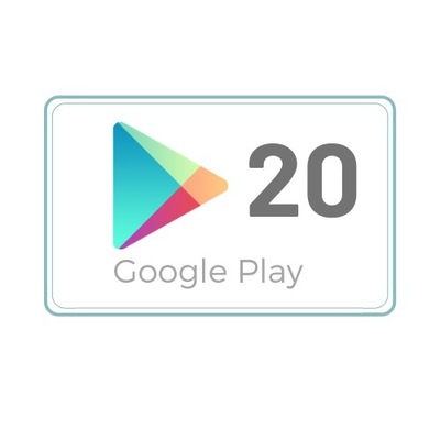 Google Play 20 Zl Android Market Sklep Play 8741222960 Oficjalne Archiwum Allegro