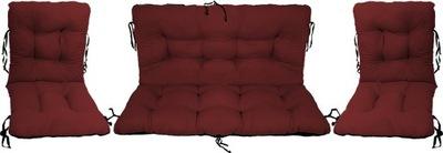 Подушки на мебель Ротанг РОТАНГА комплект 2 +1 BORD