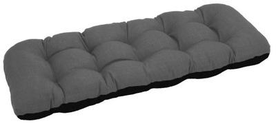 подушка на скамейку садовую качели 150х50 сталь