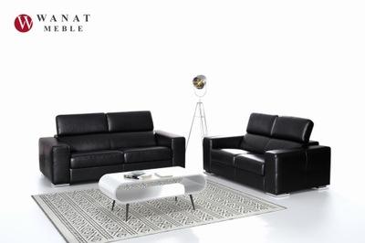 современный комплект Квартира кожа Мебель-Wanat