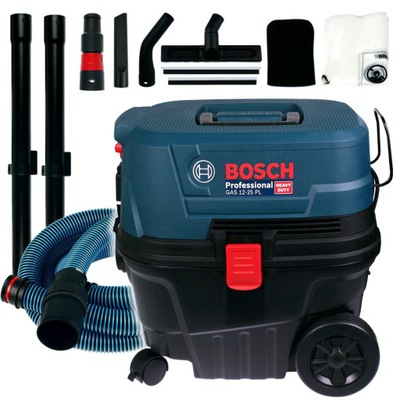 ПЫЛЕСОС ПРОМЫШЛЕННЫЙ GAS 12 -25  Bosch