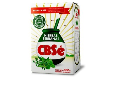 Yerba Mate Cbse HIERBAS SERRANAS 500? , травяной