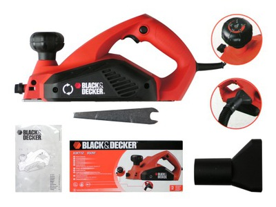 Planer 650 WATT Black&Decker KW712