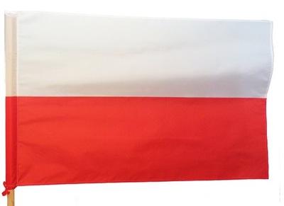ФЛАГ польский  ФЛАГИ  Туннель Стиль 90x56 см