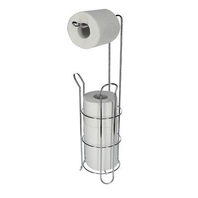 Стенд TOY на бумага ТУАЛЕТ Хром туалет лоток