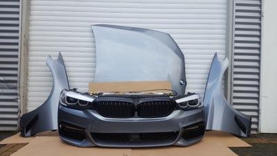 МАСКА КРЫЛО LED БАМПЕР BMW G30 G31 M ПАКЕТ C2Y
