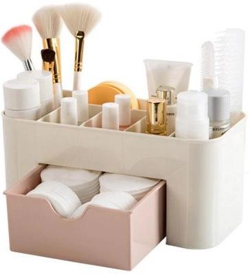Органайзер контейнер с выдвижным ящиком для косметики БОЛЬШОЙ