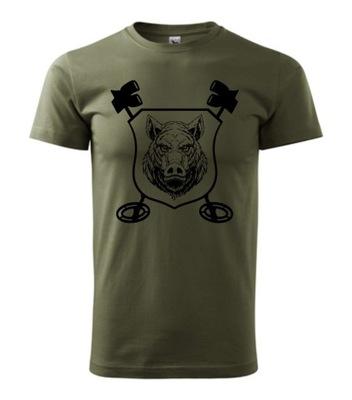 футболки Искателя Сокровищ кабан Новая Коллекция L