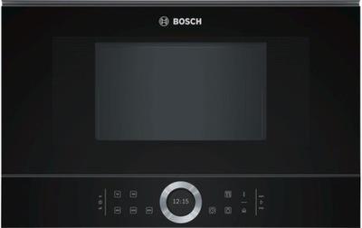 Микроволновая печь ??? установки Bosch BFR634GB1 900ВТ 21L