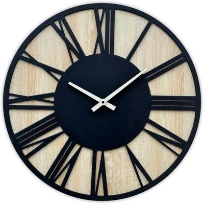 Большой тихий часы instagram римский loft 50 см W78