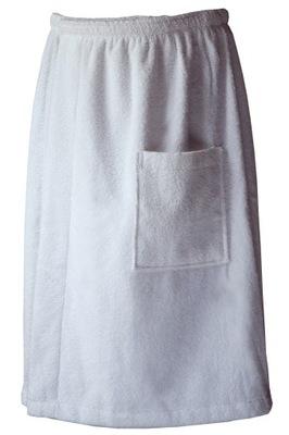 Килт полотенце мужской 100 % ХЛОПОК спа сауна 65x162