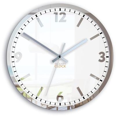 часы Solar стильная зеркало 3D современный - ТИХИЙ