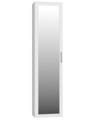 шкаф DUO зеркало вешалка прихожая белый ???