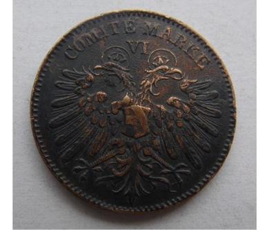 Германия Медаль Стрелковый июля 1865 Бремен
