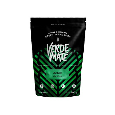 Yerba Mate green Верде Mate ДЕТОКС Ноль ,5 кг 500?