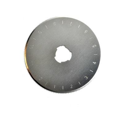 Ostrze noża krążkowego 45 mm proste