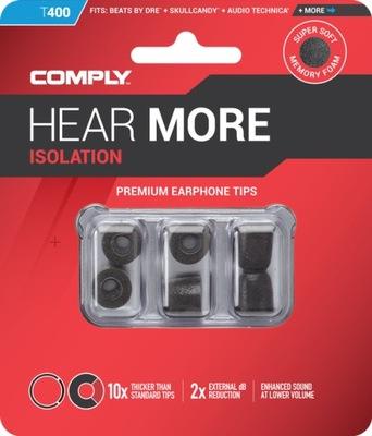 Comply T-400 - rozm. M ~ Sennheiser Audio-Technica