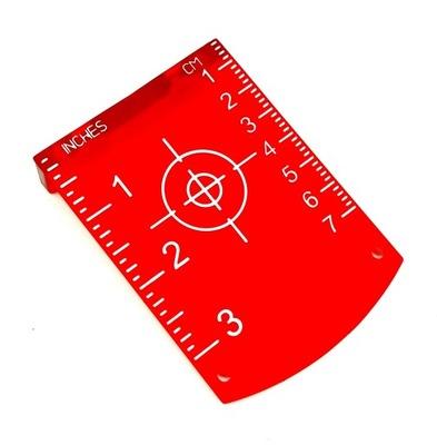 плитка диск лазерная визирная пластина для ЛАЗЕРОВ