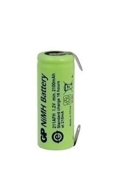 Akumulator GP NiMH 211AFH 2100mAh 4/5A blaszki ST