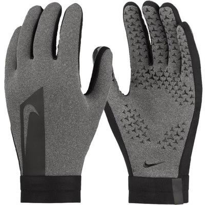 Rękawice Nike Academy Hyperwarm szare r M