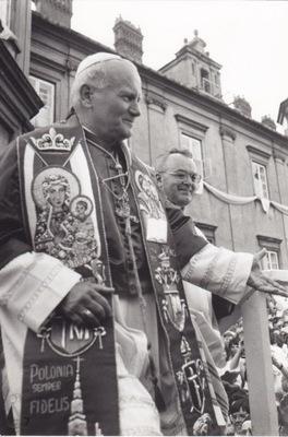 PAPIEŻ - JAN PAWEŁ II - 07.06.1979 - WADOWICE