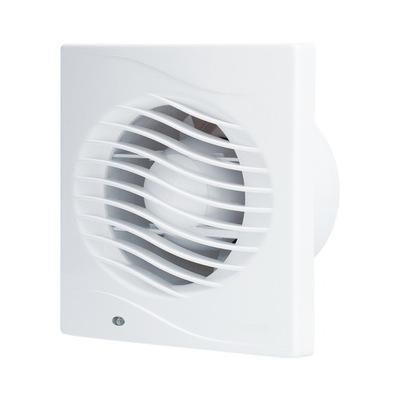 Вентилятор осевой Ванны с дроссельной заслонкой 100S