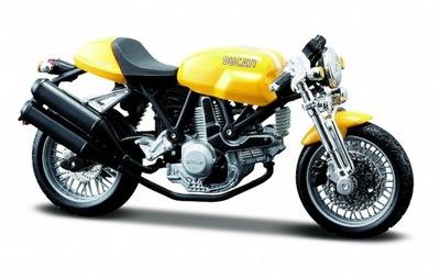 DUCATI Спорт 1000 мотоцикл модель 1 :18 Maisto