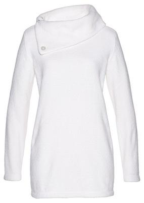 tunik bluza damska z kapturem bonprix