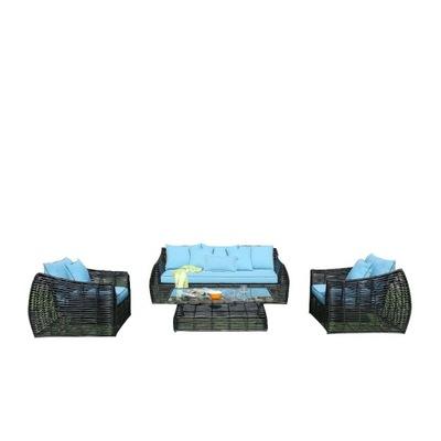 Technorattanowe nábytok, ratanový nábytok na terase