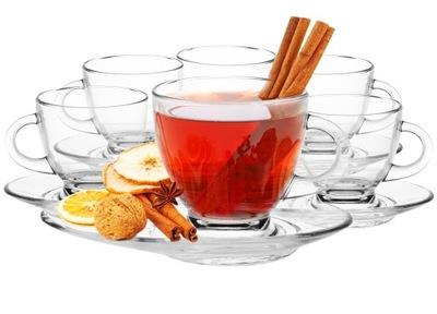 Комплект Чашки ?????????? +тарелки 6 штук кофе, чай