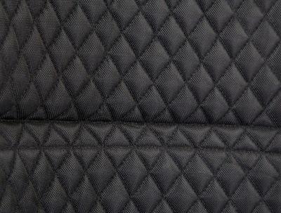 Autosedačky - TULOKO ochranné podložky pod autosedačky UNIVERZÁLNE čierne