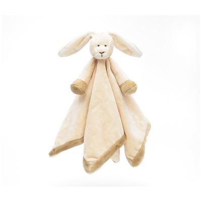 TEDDYKOMPANIET Przytulanka deka Bunny