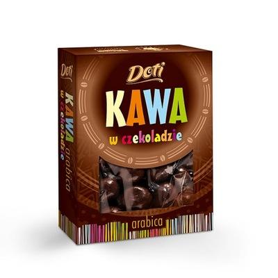 Зерна кофе в шоколаде 30г Doti