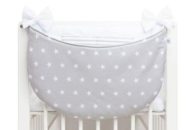 ящичек ОРГАНИЗАТОР сумка ??? детской кроватки