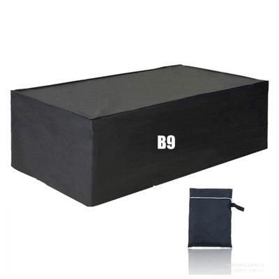 210D Kryt nábytok 250*250*90 cm(B9)