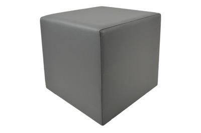 пуф кубик 35x35cm skaj кожа экологическая - пуфы