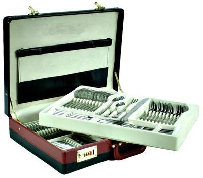 Столовые ПРИБОРЫ комплект 72 элем 12 ЧЕЛОВЕК блеск серебро разные