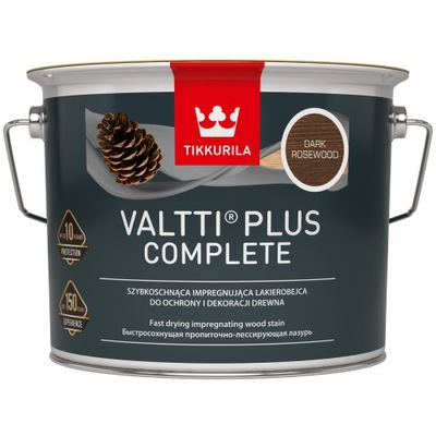 TIKKURILA VALTTI PLUS COMPLETE-dark rosewood, 2.5l
