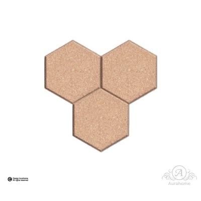 Шестигранник пробка шестиугольник на стену соты
