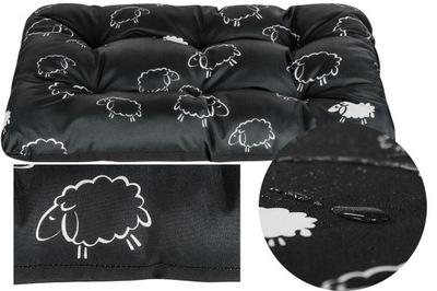 логово собака подушка 70х50 овцы водонепроницаемые !