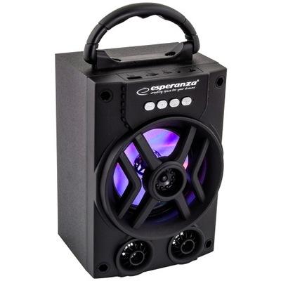 GŁOŚNIK BLUETOOTH BEZPRZEWODOWY FM MP3 AKUMULATOR