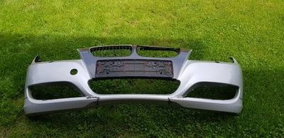 BMW E90 E91 lift zderzak przod nerka slizgi
