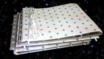 Протектор для детской кроватки 360 x50 разные
