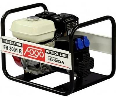 Fogo FH 3001R benzín, generátor 3kW 20857