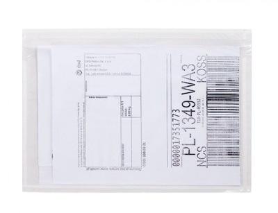 Przylgi kurierskie koperty foliowe C6 MOCNE