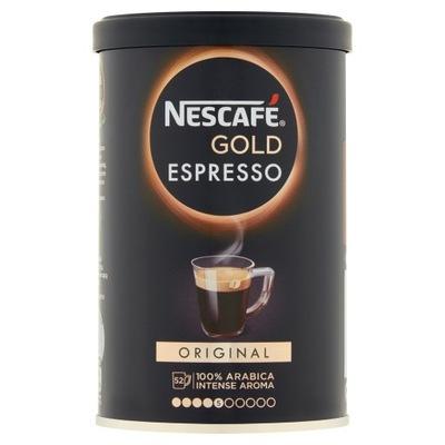 кофе Nescafe Gold Espresso 95g